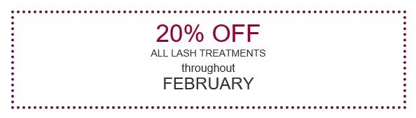 lash offer
